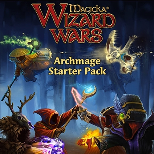 Magicka Wizard Wars Archmage Starter Pack