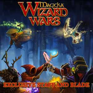 Buy Magicka Wizard Wars Exclusive Staff and Blade CD Key Compare Prices