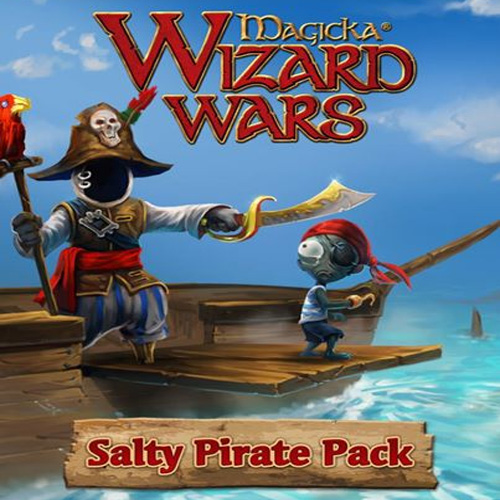 Buy Magicka Wizard Wars Salty Pirate Pack CD Key Compare Prices