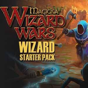 Magicka Wizard Wars Wizard Starter Pack