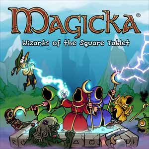 Magicka Wizards of the Square Tablet