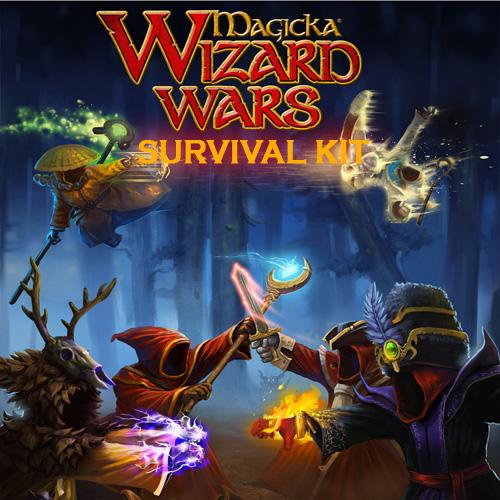 Magicka Wizards Survival Kit