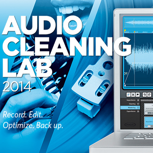 Buy MAGIX Audio Cleaning Lab 2014 CD Key Compare Prices