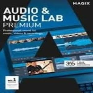 MAGIX Audio Music Lab Premium 365
