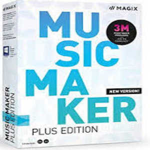 Buy MAGIX Music Maker Plus Edition 2020 CD KEY Compare Prices