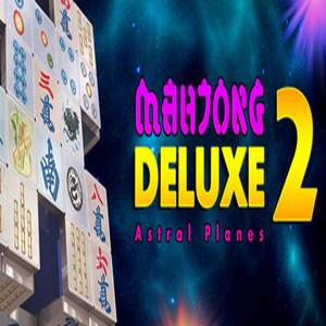 Mahjong Deluxe 2 Astral Planes