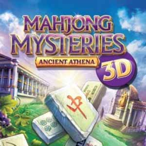 Buy Mahjongg Mysteries Ancient Athena 3D Nintendo 3DS Download Code Compare Prices
