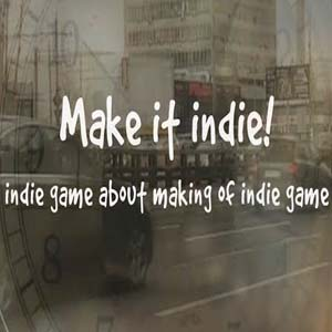 Buy Make it indie! CD Key Compare Prices