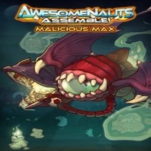 Malicous Max Awesomenauts Assemble Skin