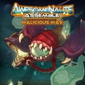 Buy Malicous Max Awesomenauts Assemble Skin PS4 Compare Prices