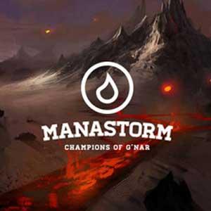 Manastorm Champions of G'nar