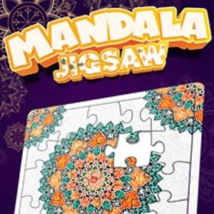 MANDALA Jigsaw Puzzles