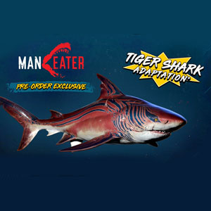 Maneater Tiger Shark Adaptation