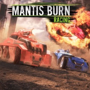 Buy Mantis Burn Racing Battle Cars PS4 Compare Prices