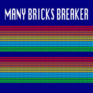Many Bricks Breaker