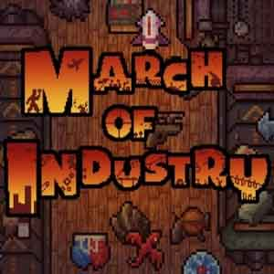 Buy March of Industry Very Capitalist Factory Simulator Entertainments CD Key Compare Prices