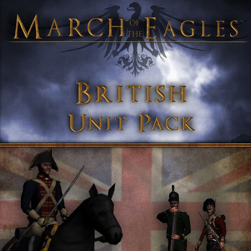 Buy March of the Eagles British Unit Pack CD Key Compare Prices