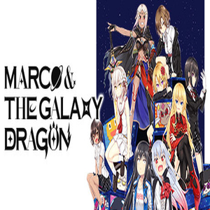Marco and The Galaxy Dragon