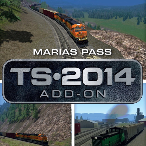 Marias Pass Route Add-On