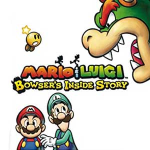 Buy Mario and Luigi Bowsers Inside Story Nintendo 3DS Compare Prices