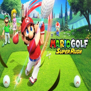Buy Mario Golf Super Rush Nintendo Switch Compare Prices