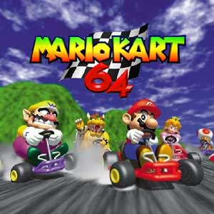 Buy Mario Kart 64 Nintendo Wii U Download Code Compare Prices