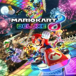 Buy Mario Kart 8 Deluxe Nintendo Switch Compare prices