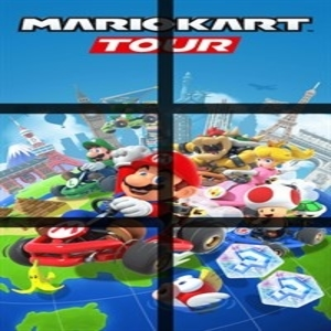 Mario Kart Tour Puzzle Game