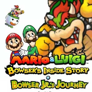 Buy Mario & Luigi Bowser's Inside Story Nintendo 3DS Compare Prices