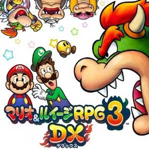 Buy Mario & Luigi RPG 3 DX Nintendo 3DS Compare Prices