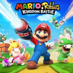 Buy Mario + Rabbids Kingdom Battle Nintendo Switch Compare prices