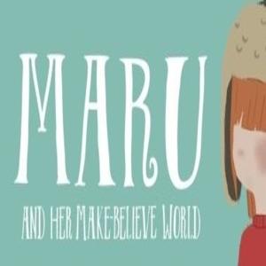 Maru and her make-believe world