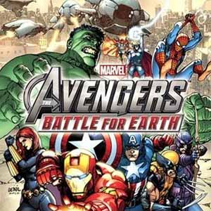 Buy Marvel Avengers Battle For Earth Xbox 360 Code Compare Prices