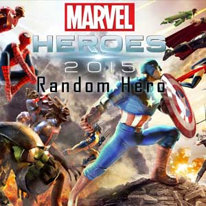 Marvel Heroes 2015 Random Hero