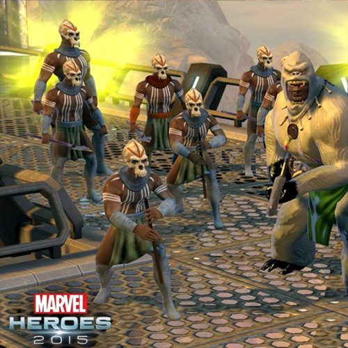 Marvel Heroes 2015 X-Force Team Pack