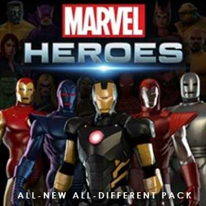 Marvel Heroes 2016 All-New All-Different Pack