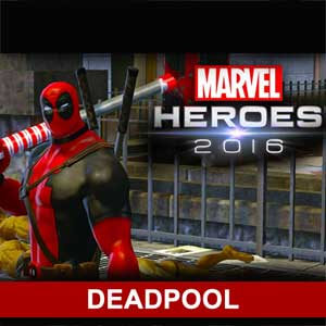 Buy Marvel Heroes 2016 Deadpool Pack CD Key Compare Prices