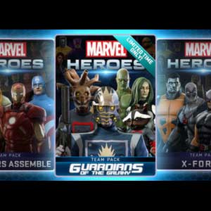 Buy Marvel Heroes 2016 Guardians of the Galaxy Team Pack CD Key Compare Prices