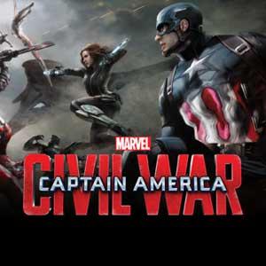 Marvel Heroes 2016 Marvels Captain America Civil War