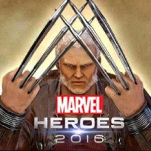 Marvel Heroes 2016 Old Man Logan Pack