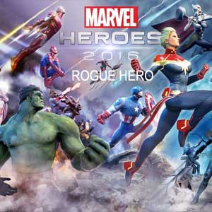 Buy Marvel Heroes 2016 Rogue Hero CD Key Compare Prices