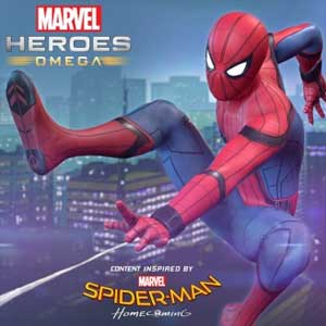 Buy Marvel Heroes Omega Spider-Man Homecoming Pack CD KEY