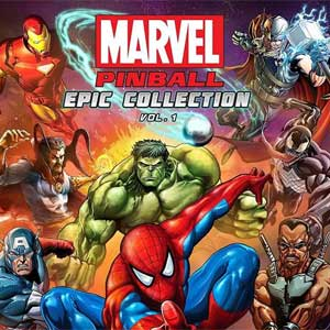 Marvel Pinball EPIC Collection 1