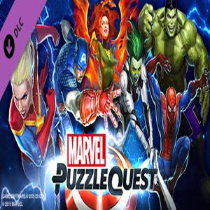 Marvel Puzzle Quest Avengers Battle Kit