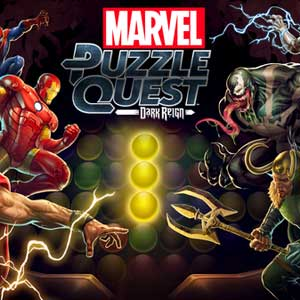 Buy Marvel Puzzle Quest Dark Reign Nick Furys Doomsday Plan CD Key Compare Prices