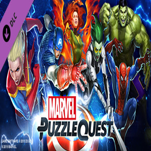 Marvel Puzzle Quest SHIELD New Recruit Pack