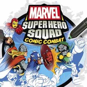 Buy Marvel Super Hero Squad Comic Combat PS3 Game Code Compare Prices