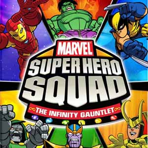 Marvel Super Hero Squad the Infinity Gaunlet