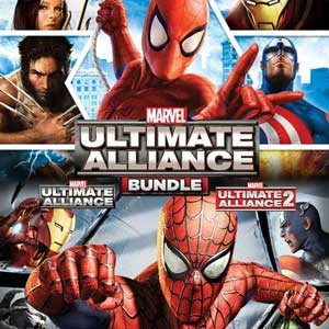 Buy Marvel Ultimate Alliance Bundle PS4 Game Code Compare Prices