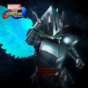 Marvel vs Capcom Infinite Arthur Fallen Angel Armor Costume